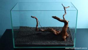 Colocando o tronco Ocean Tech