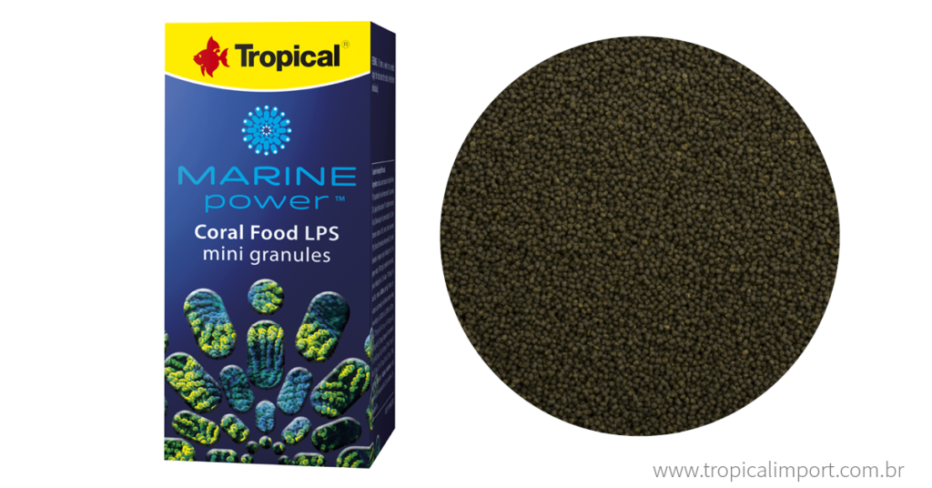 Marine Power Coral Food mini LPS Granules