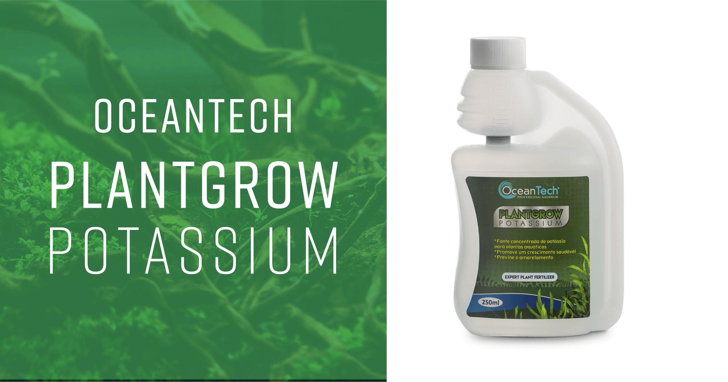 Plant Grow POTASSIUM